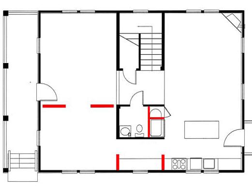 Casa Study Home 1